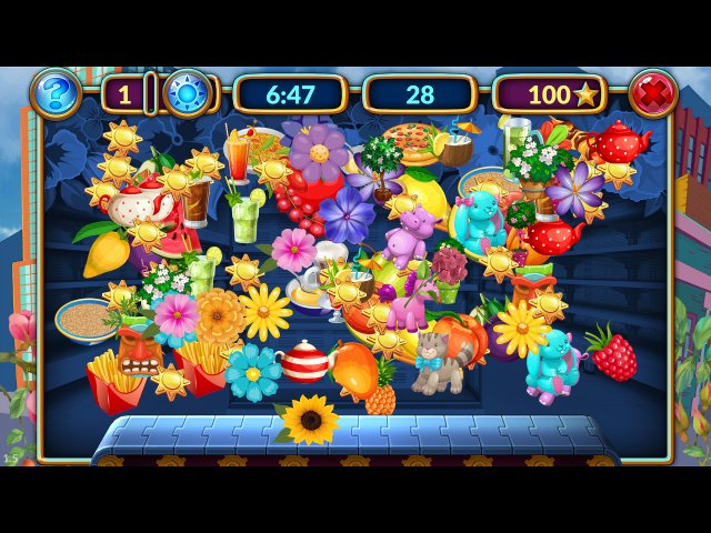 Скриншот из игры  «Shopping Clutter 3: Blooming Tale» № 1
