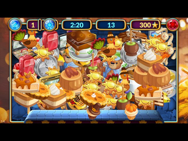 Скриншот из игры  «Shopping Clutter 4: A Perfect Thanksgiving» № 5