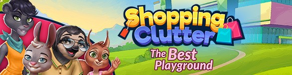 Игра Shopping Clutter The Best Playground