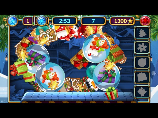 Скриншот из игры  «Shopping Clutter 5: Christmas Poetree» № 3