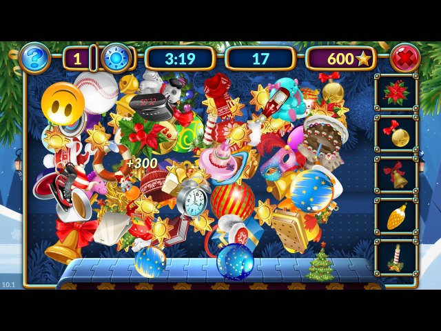 Скриншот из игры  «Shopping Clutter 5: Christmas Poetree» № 4
