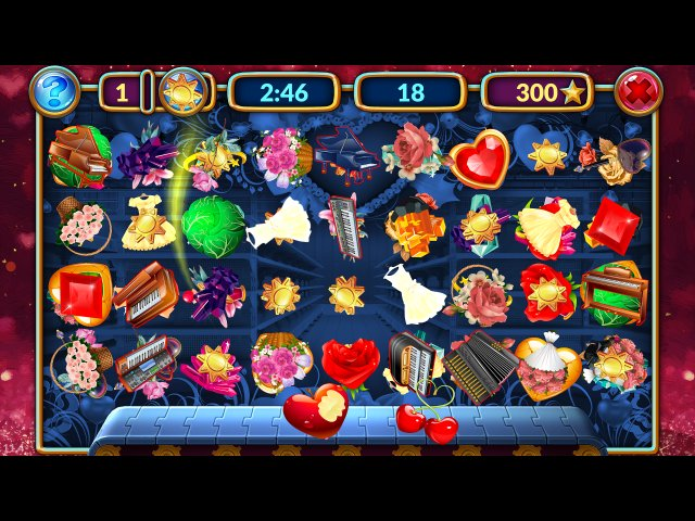 Скриншот из игры  «Shopping Clutter 6: Love Is In The Air» № 3