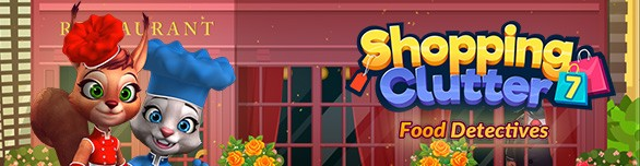 Игра Shopping Clutter 7 Food Detectives