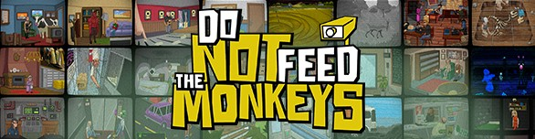 Игра Do Not Feed The Monkeys