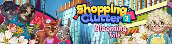 Игра Shopping Clutter 3 Blooming Tale