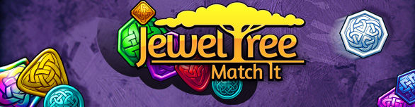 Игра Jewel Tree Match It